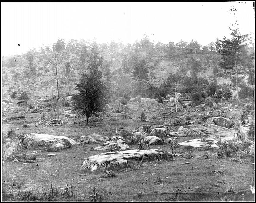 [Gettysburg, Pa. View of Little Round Top]