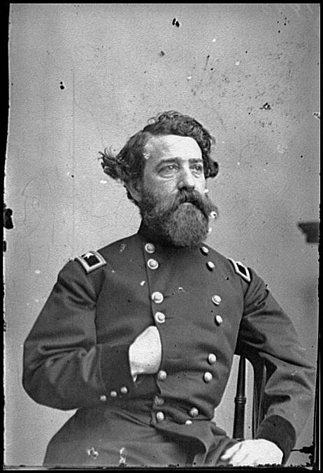 [Portrait of Brig. Gen. John M. Brannan (Maj. Gen. from Jan. 23, 1865), officer of the Federal Army]