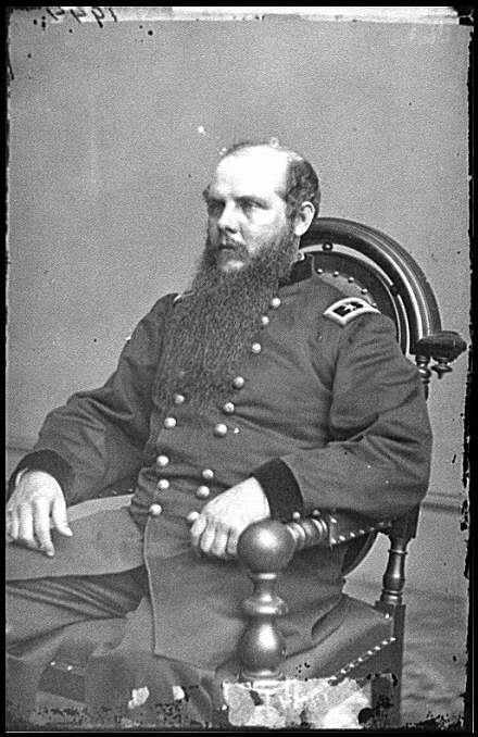 [Portrait of Maj. Gen. John M. Schofield, officer of the Federal Army]