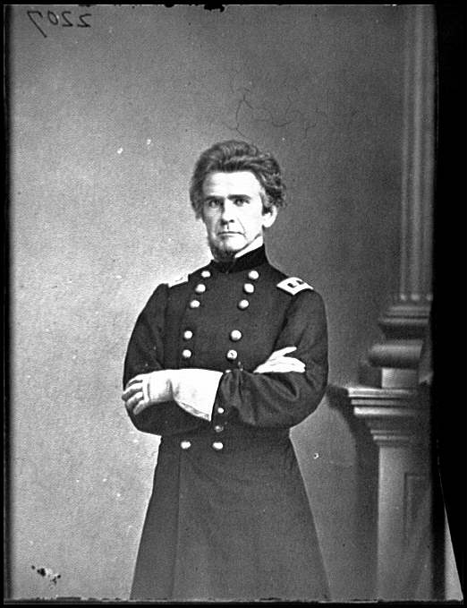 [Portrait of Brig. Gen. Ormsby M. Mitchel, officer of the Federal Army]