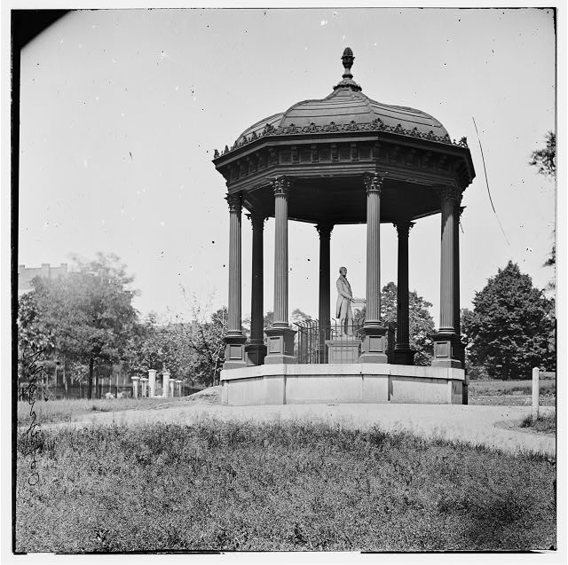 [Richmond, Va. Henry Clay memorial on the Capitol grounds]