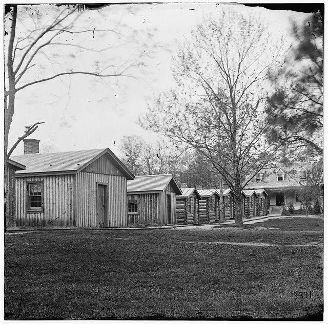 City Point, Virginia. Gen. U.S. Grant's headquarters