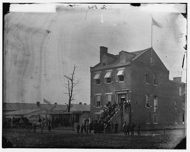 Washington, District of Columbia. Quartermaster's Office (Capt. Charles H. Tompkins)