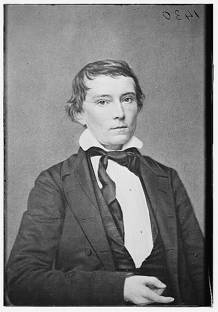 [Portrait of Vice President Alexander Stephens, officer of the Confederate States Government]