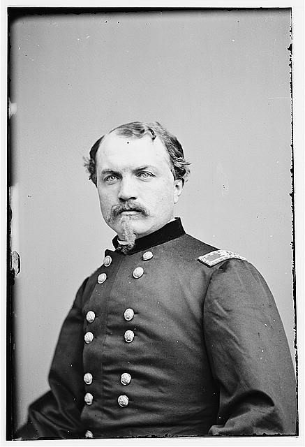 [Portrait of Brig. Gen. William W. Averell, officer of the Federal Army]