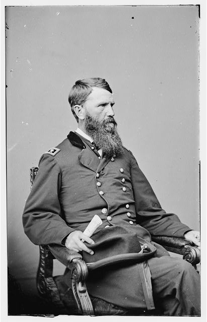 [Portrait of Maj. Gen. Frank P. Blair, officer of the Federal Army]