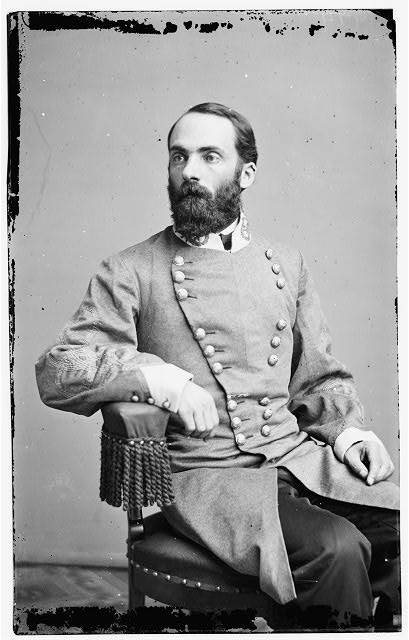 [Portrait of Maj. Gen. Joseph Wheeler, officer of the Confederate Army]