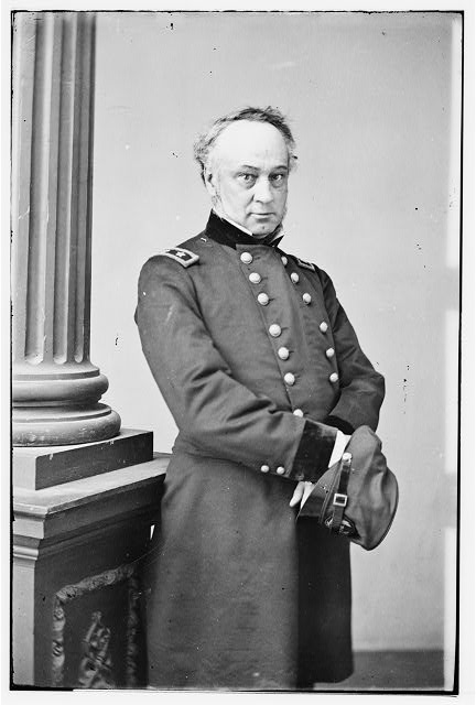 [Portrait of Maj. Gen. Henry W. Halleck, officer of the Federal Army]