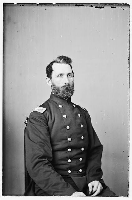 Gen. N.B. McLaughlen, Col. of 57th Mass. Inf., U.S.A.