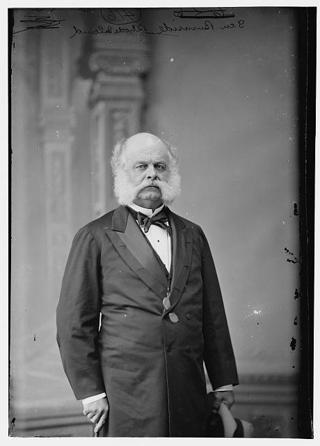 Hon. Ambrose E. Burnside, Senator R.I.
