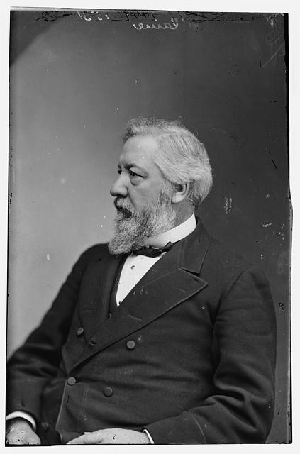 Blaine, Hon. James G. of Maine, Secty of State