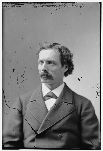 Reid, Hon. Whitelaw, Minister to England