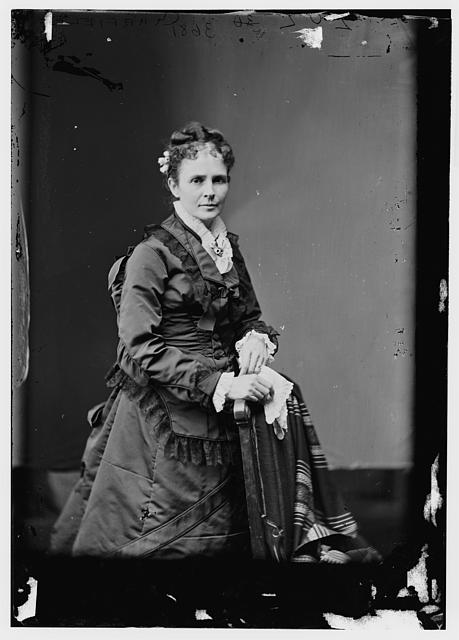 Mrs. James Garfield (wife of President)