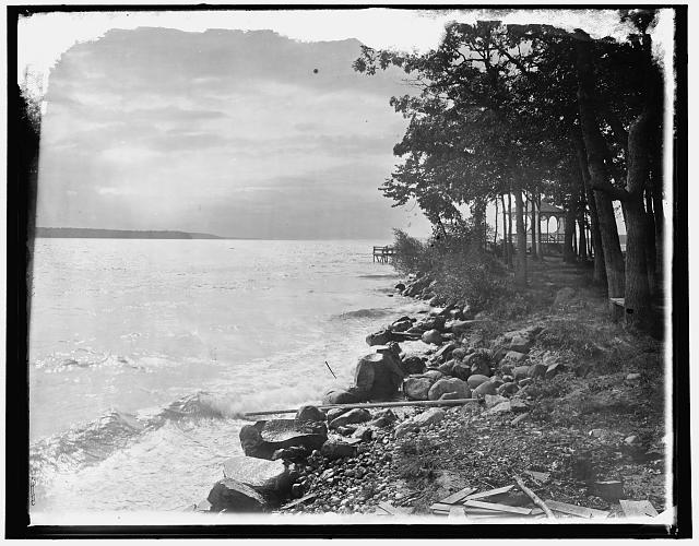 [Green Lake, Wis., from Grey Rock]