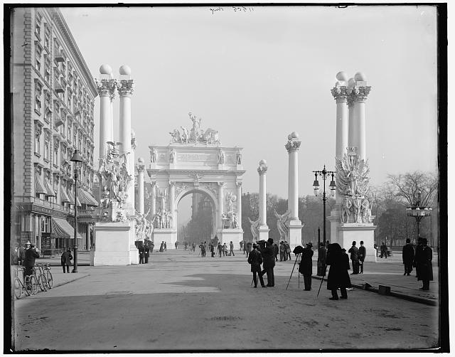 [Dewey Arch, New York, N.Y.]