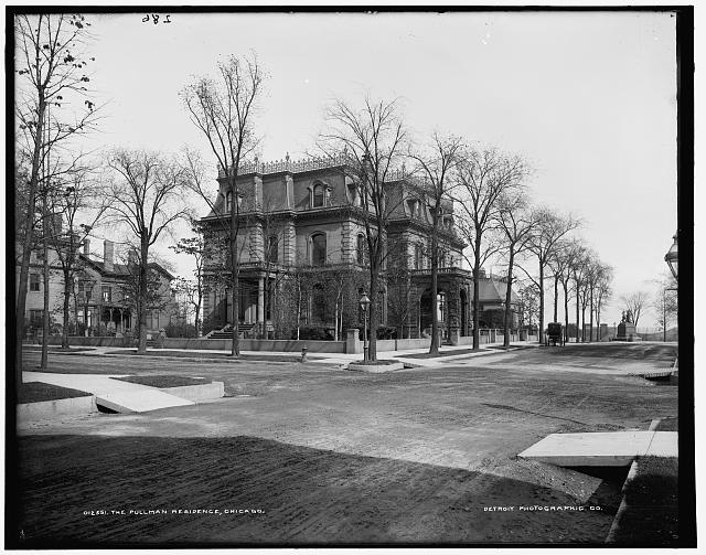 The Pullman residence, Chicago