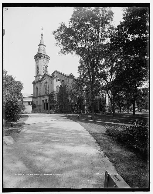 Appleton Chapel, Harvard College
