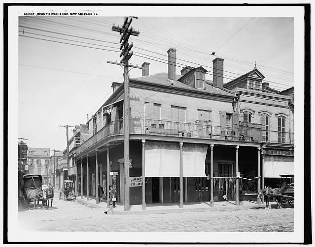 Begue's Exchange, New Orleans, La.