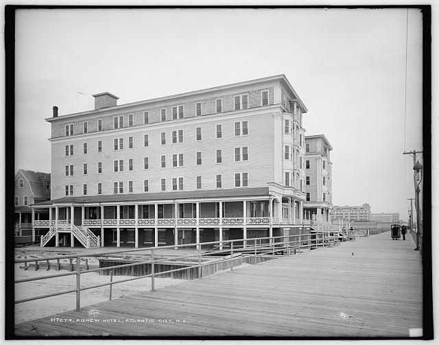 Agnew Hotel, Atlantic City, N.J.