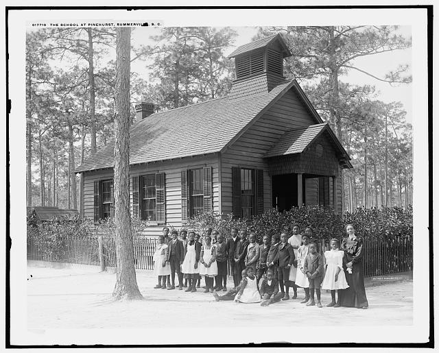 The School at Pinehurst, Summerville, S.C.