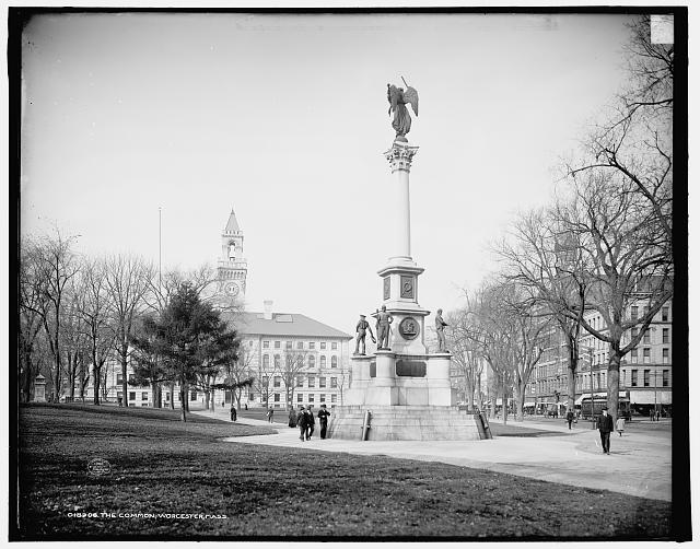The Common, Worcester, Mass.