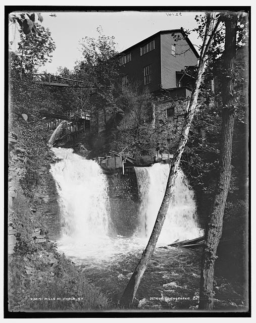 Mills at Ithaca, N.Y.