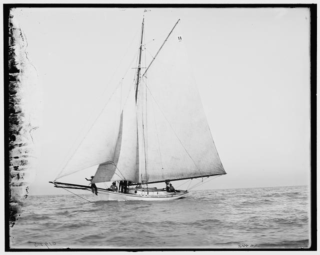 [Sailing yacht Alice Enright]
