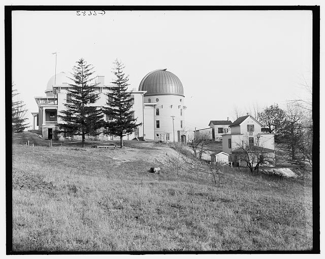 [The Observatory, University of Michigan, Ann Arbor, Mich.]