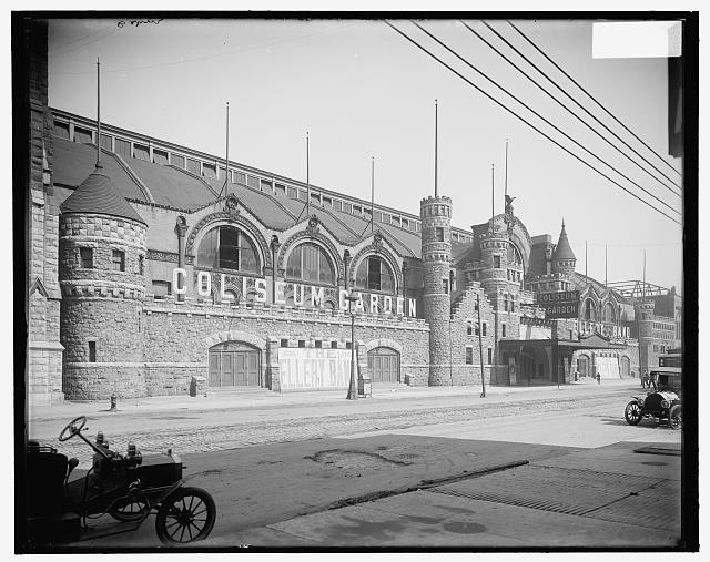 [Chicago, Ill., the Coliseum, 15th & Wabash Ave.]