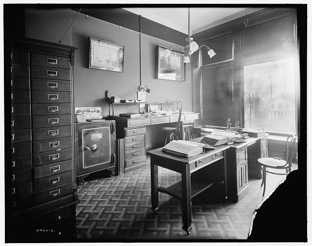 [Offices of Mulford & Petry Co., Detroit, Mich.]