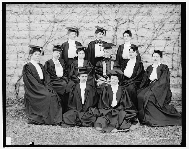[The Western College for Women class of 1904, Oxford, Ohio]