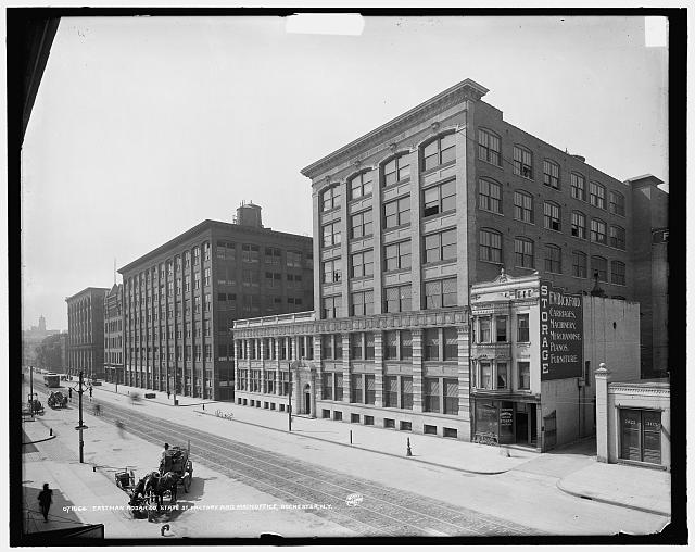 Eastman Kodak Co., State St[reet] factory and main office, Rochester, N.Y.