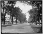 View on Collingwood Ave. [Avenue], near W. Bancroft St., [Street] Toledo, Ohio