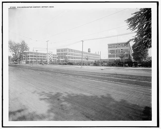 Chalmers Motor Company, Detroit, Mich.