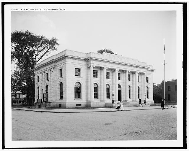 United States Post Office, Pittsfield, Mass.