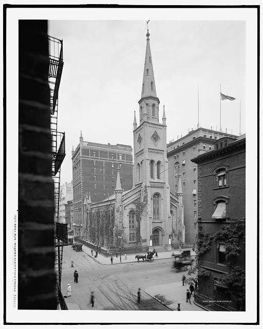 Marble Collegiate Church, New York City