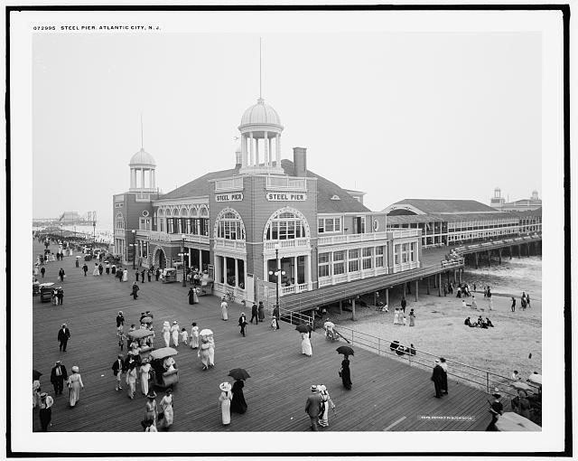 Steel Pier, Atlantic City, N.J.