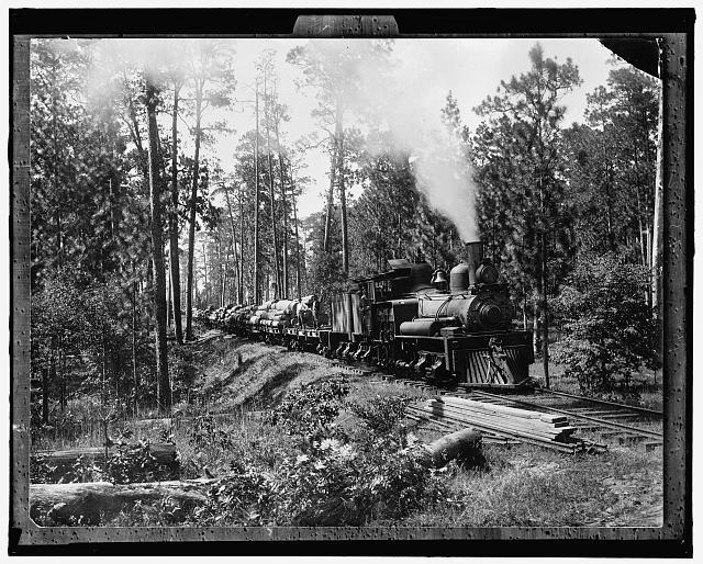 [Log train]