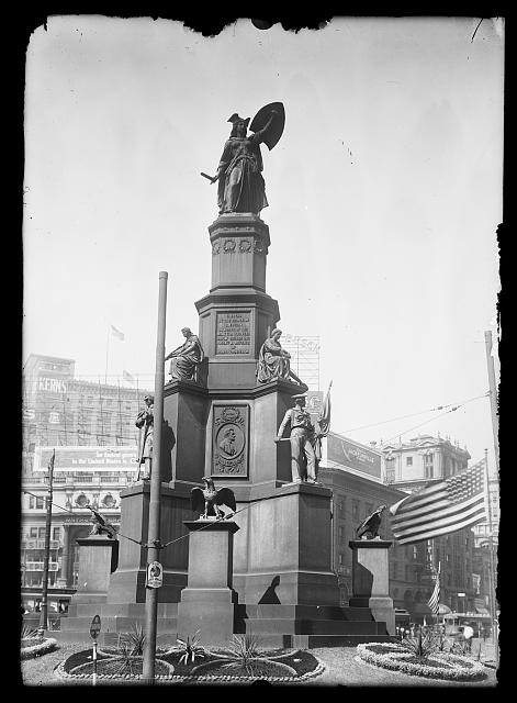 [Soldiers' and  Sailors' Monument]
