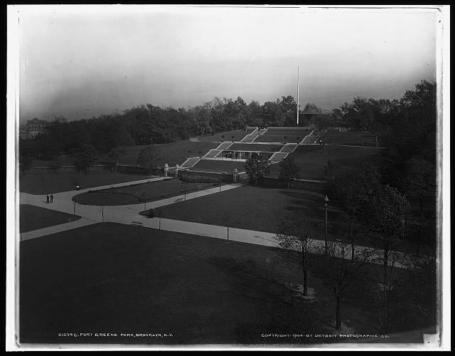 Fort Greene Park, Brooklyn, N.Y.