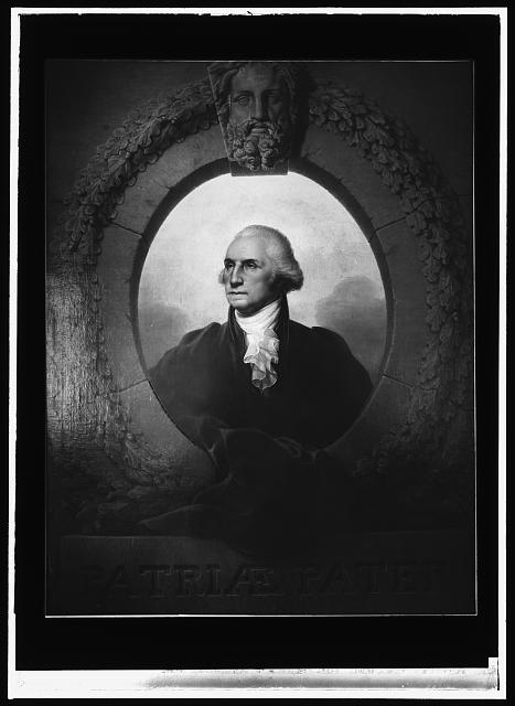 [George Washington, head-and-shoulders portrait]