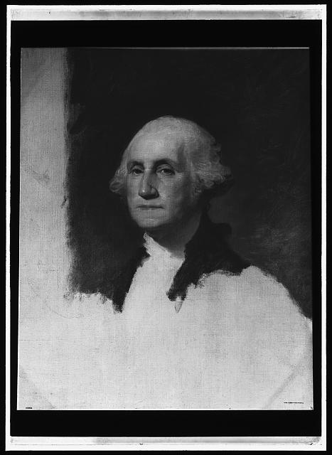 George Washington, Athenaeum portrait