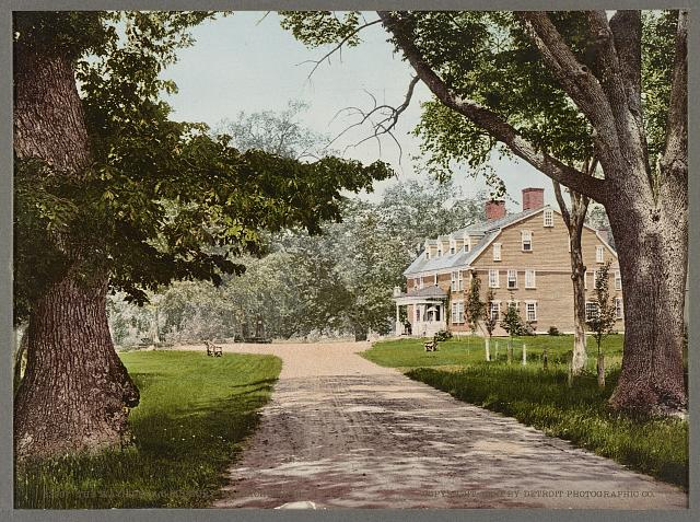 The Wayside Inn, Sudbury, Massachusetts