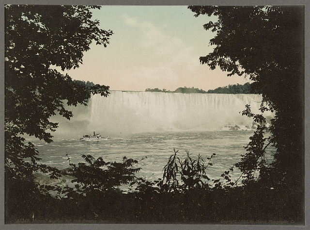 Niagara, American Fall from Canadian shore