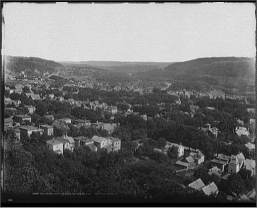Panorama of Little Falls, N.Y.