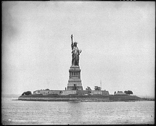 Statue of Liberty, New York, N.Y.