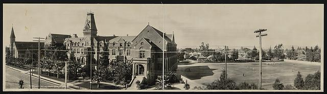 St. Vincent's College, Los Angeles, California