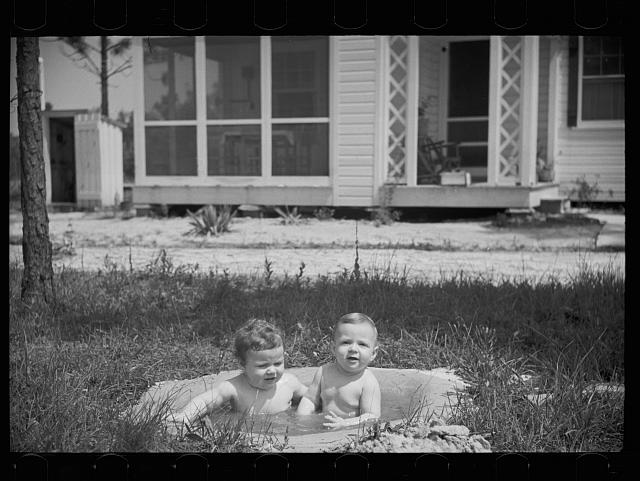 [Untitled photo, possibly related to: Penderlea Homesteads, North Carolina]