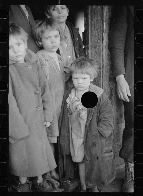 [Untitled photo, possibly related to: The Blizzard family, Kempton, West Virginia]