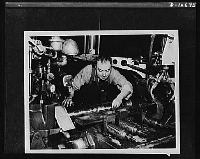 Herbert Rudolph James, machinist, Shell Finish Department, National Tube Company, McKeesport, Pennsylvania, has been awarded a Certificate of Individual Production Merit. Mr. James is by profession a musician--organist and conductor. At his suggestion a mechanism was incorporated into the torch whereby the oxygen and acetylene mixtures could be varied to create the desired flame